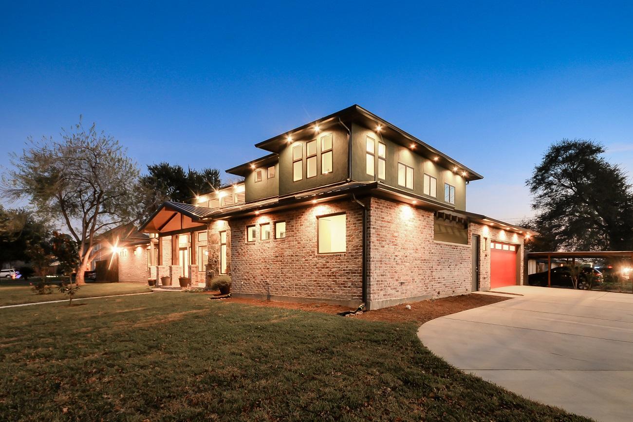 Modern Architecture Origin visit modern houston homes; help harvey relief
