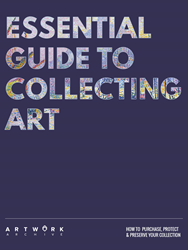 Essential Guide to Collecting Art Cover