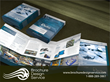 Large trifold brochure