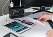 Smart Alarm Clock & Future-Proof Charging Solution Launches on Indiegogo