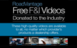 RoadVantage Donates Free F&I Videos to the Industry