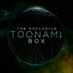 The first themed Adult Swim Box is fan favorite, Toonami