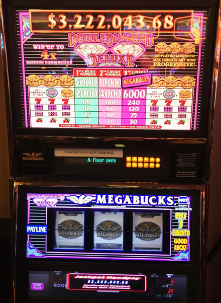 Megabucks Slot Machine Winners