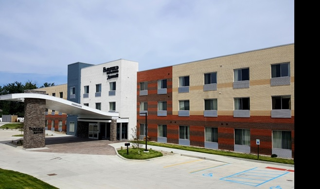Fairfield Inn Suites Hotel To Open In Chesterfield Michigan With Innovative Design And Décor