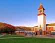 """Quinnipiac University in Hamden, CT is being sued for violating the due process rights of a male student it found responsible for """"intimate partner violence"""" after a flawed disciplinary process."""