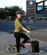 Folding Bike Company President Hanna Scholz