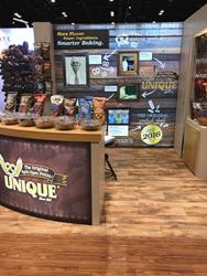 Unique Pretzels Exhibiting at Expo East 2017