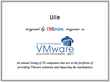 Uila selected as one of 20 Most Promising VMware Solution Providers - 2017