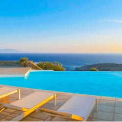 Win a luxury villa on the Aegean playground of the international rich and famous – Mykonos.