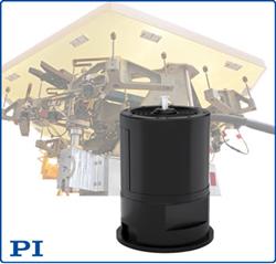 Three PI actuators per panel control motion of 798 quarter ton mirror segments on the ELT