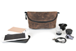 WaterField iPhone Camera Bag—holds iPhone, battery, up to four lenses, cords and accessories