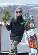 Monster Energy's Jamie Anderson Wins Season's First Snowboard Slopestyle World Cup at the Winter Games in New Zealand