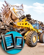 Alliance Scale's New Wheel Loader Scale Provides Dynamic In-Motion Weighing