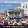"Featured this week on The Jazz Network Worldwide: The DUKES of Dixieland with their latest CD ""Here Come The Girls"" live at the French Quarter Festival 2017"