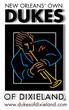 The DUKES of Dixieland Logo