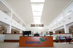 Photo of Essintial's headquarters in Mechanicsburg, PA.