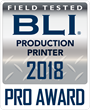 Canon, Konica Minolta, and Xerox Win BLI PRO Awards