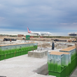 American Airlines Selects Stertil-Koni Inground Piston DIAMONDLIFTs for New Maintenance Facility at O'Hare International in Chicago