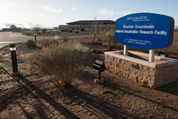 Brackish Groundwater National Desalination Research Facility