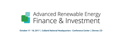 Advanced Renewable Energy Finance & Investment