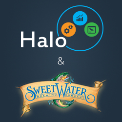 Halo and SweetWater