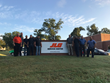 The Charlotte-area JLG Service Center team at the recently opened facility at 225 NorthPark Drive, Rock Hill, South Carolina.