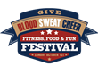 Delaware County Veterans Memorial Assoc. Announces 2nd Annual Give Blood, Give Sweat, Give Cheer, Fitness Festival on Sunday Oct. 1st with Presenting Sponsor SAP