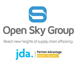 Open Sky Group, Gold Reseller of JDA Software