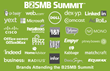 Office Depot, Kabbage, Pitney Bowes, Indeed, Microsoft Join A-List Speaker Lineup and 50+ Brands at the National B2SMB Summit