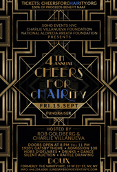 4th Annual Cheers for cHAIRity Fundraiser Party