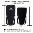 exous bodygear knee sleeves