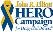 The John R. Elliott HERO Campaign for Designated Driers Announces HEROtini Happening Finals at Stockton Seaview Hotel & Golf Club