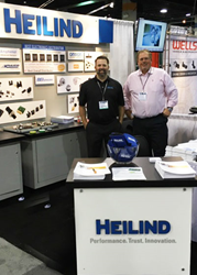Heilind Electronics will be exhibiting at the Sensors Midwest expo in Rosemont, Illinois on 10/3 and 10/4.