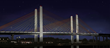 Rendering of the New Kosciuszko Bridge