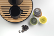 The hybrid system can brew both loose leaf tea and TEAMOSA recyclable, paper tea capsules