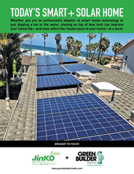 JinkoSolar Ebook: Today's Smart + Solar Home