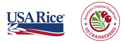 US Cranberries & USA Rice