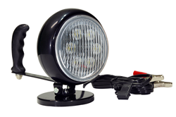 Handheld Magnetic LED Spotlight with Adjustable Base
