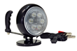 Larson Electronics LLC Releases Handheld Magnetic LED Spotlight with Adjustable Base