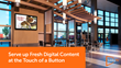 lobbyTV Introduces Affordable, Easy-to-Use Digital Signage Solution