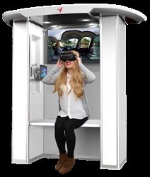 Automotive Virtual Reality Kiosk