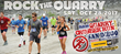 Hawthorne Cat Sponsors Quarry Crusher Run on October 28, 2017