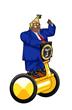 Howard Stern's Beetlejuice Mocks President Trump in New Mobile Game, Beetlejuice: Bad as Can