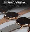 High-Quality, Affordable Teleio Watch Now Available on Corporate Website after Raising more than $42,000 for a Successful Time on Kickstarter