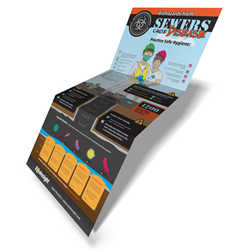 Envirosight Releases New Health and Hygiene Poster for Sewer Workers.