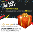 "ConvergeHub Announces ""Holiday Promotion Guide"" to Help Small Businesses Plan Last Minute Promotions in 2017 (Infographic)"