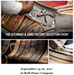 Hall Piano Brings The Largest Selection Of Steinway Pianos Ever In New Orleans For Factory Direct Selection Event September 14-16