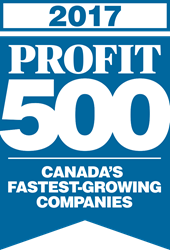 2017 PROFIT 500 List - Ontracks Consulting
