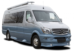 CapeCod Luxury Custom Sprinter Conversion Van