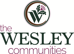 The Wesley Communities Columbus, Ohio logo September 2017